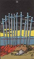 10 of Swords